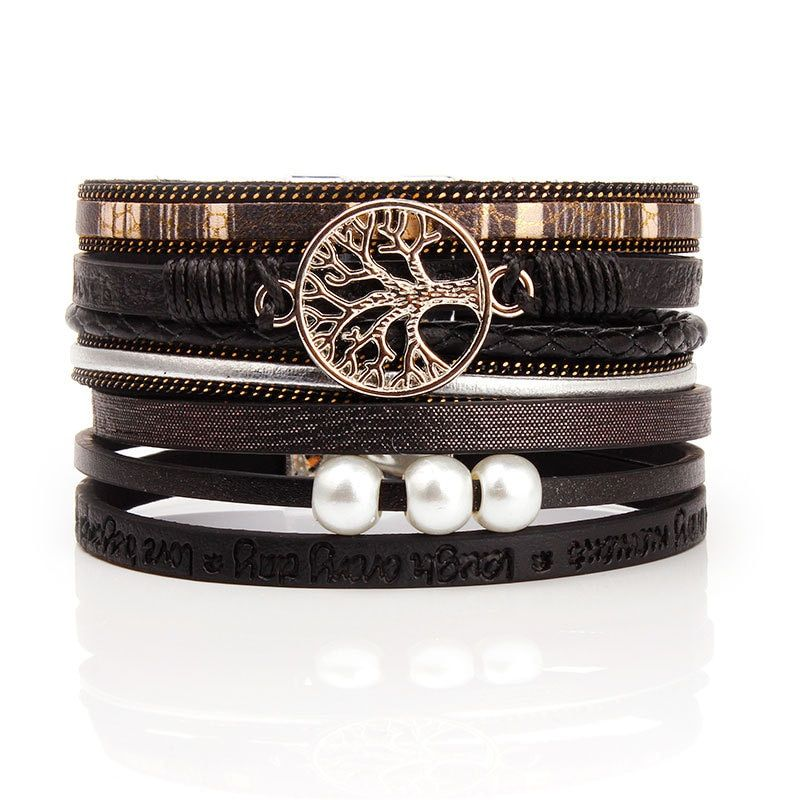 leather bracelet australia