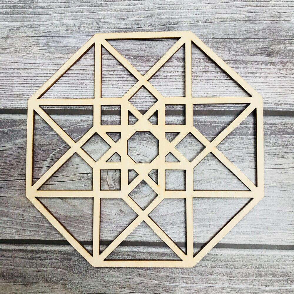 wooden geometric wall art australia